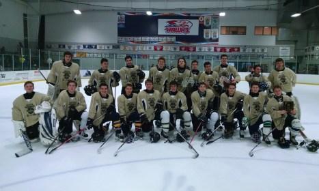 Varsity All Stars Gold Team (Home)