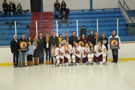 Loyola Senior Night 2