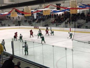 New Trier Green vs. Benet - Red Varsity Semifinal