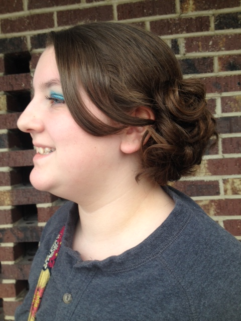 best prom hairstyle