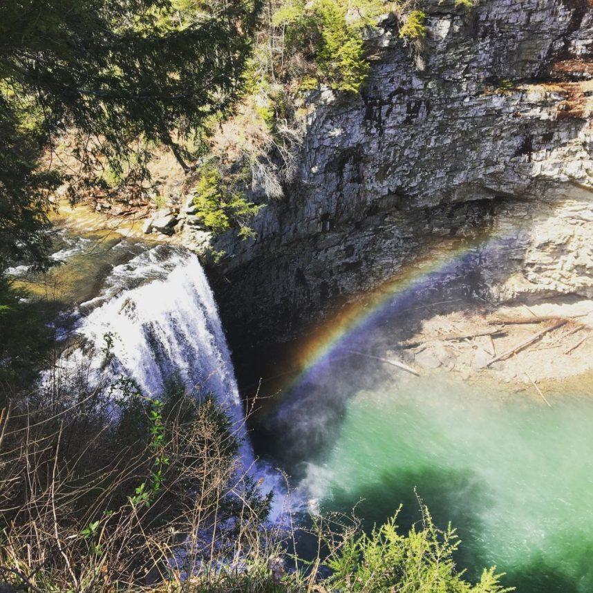fall creek falls TN state park