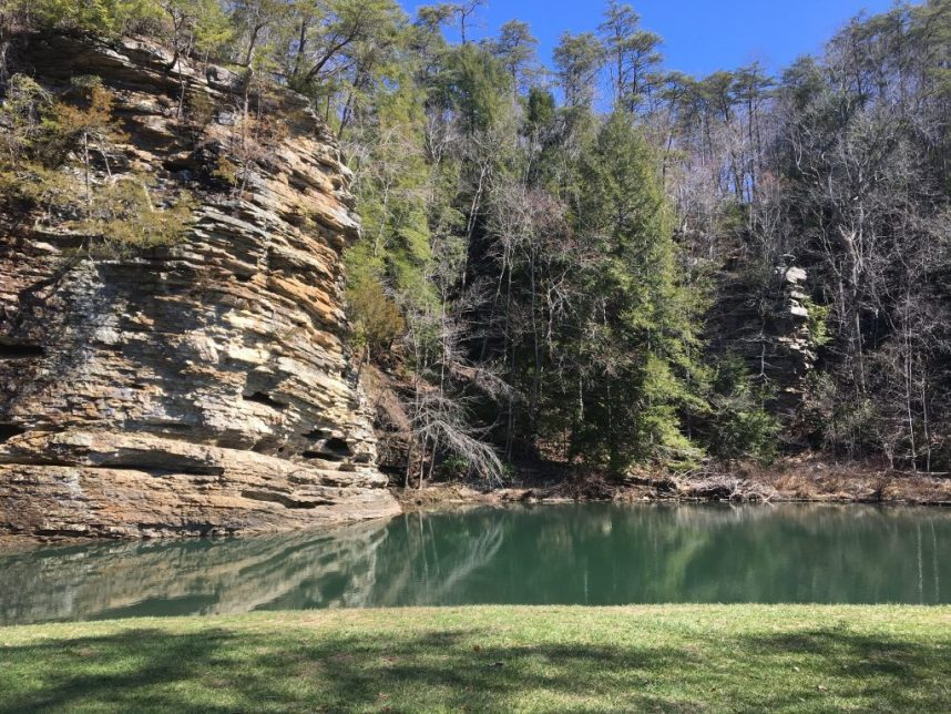fall creek falls state park tennessee