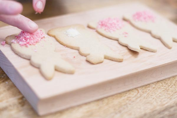 Bunny biscuits