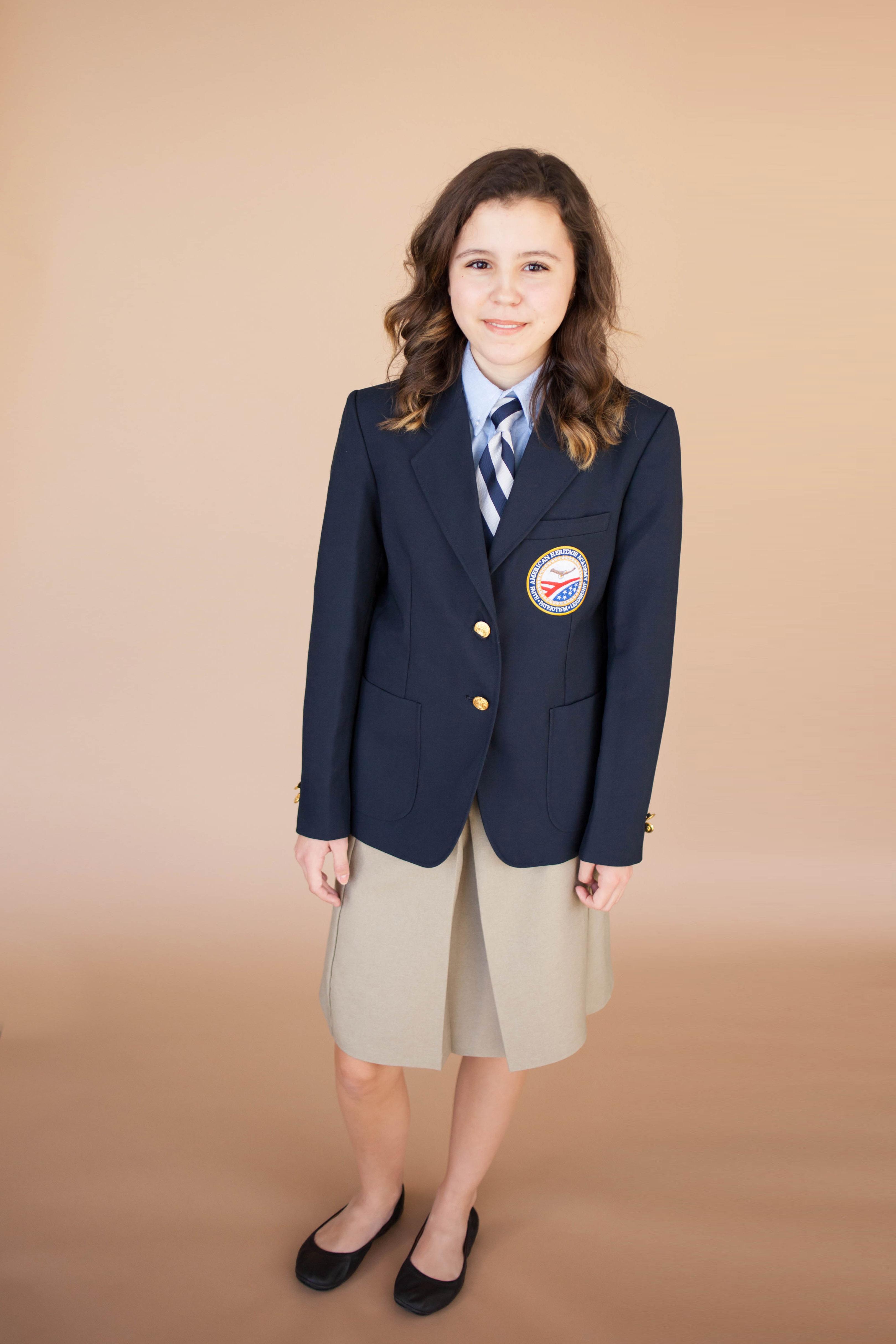 Grade School Girl Skirt