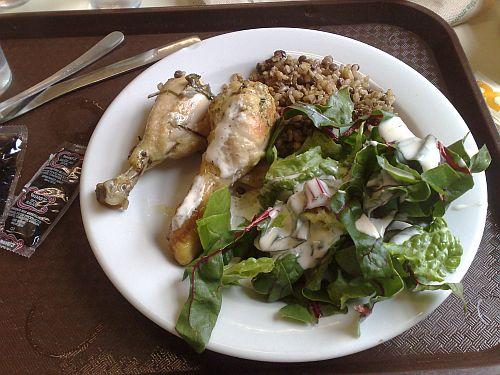 Chicken Lunch 3