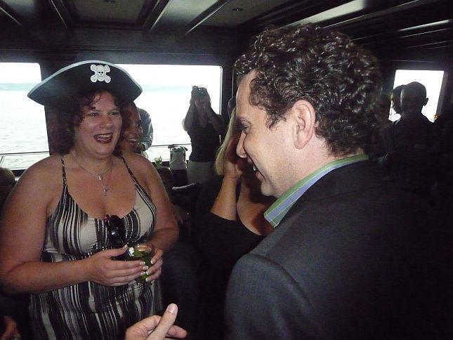 Wantsa Yacht Cruise June 10, 2009 102