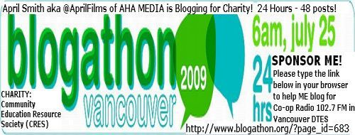 AHA blogathon for CRES