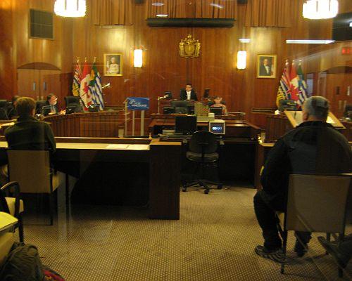 City Hall meeting 1
