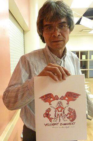 Alvin and Aboriginal Art