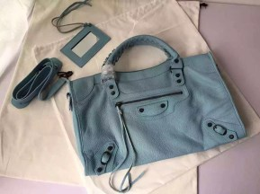 balenciaga-grained-leather-blue-city-bag-118098-0