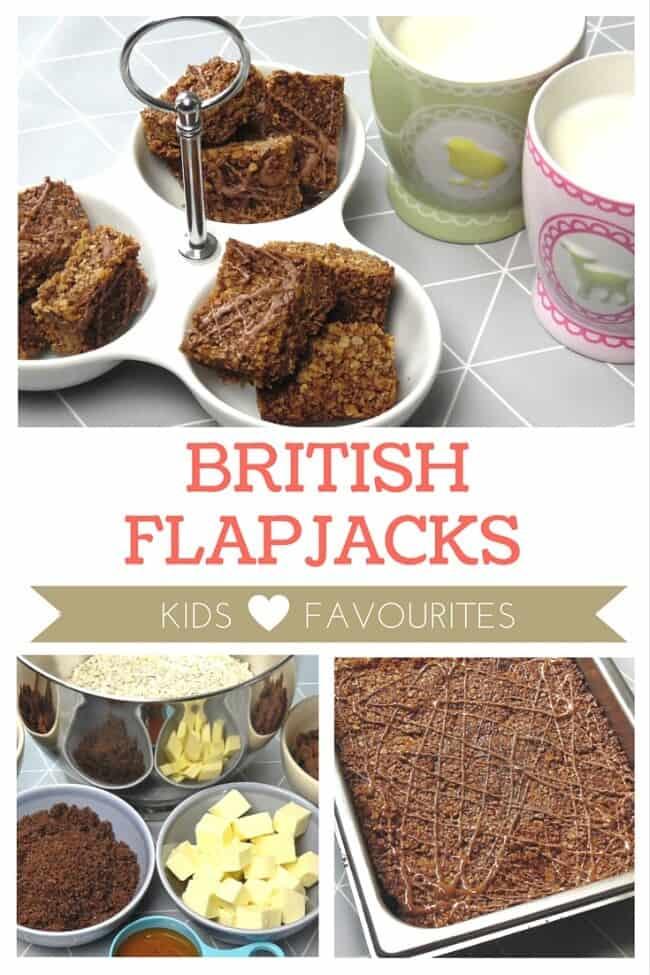 Kids Cooking - easy tray bake recipe