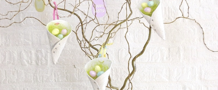 Easter Branch Decoration