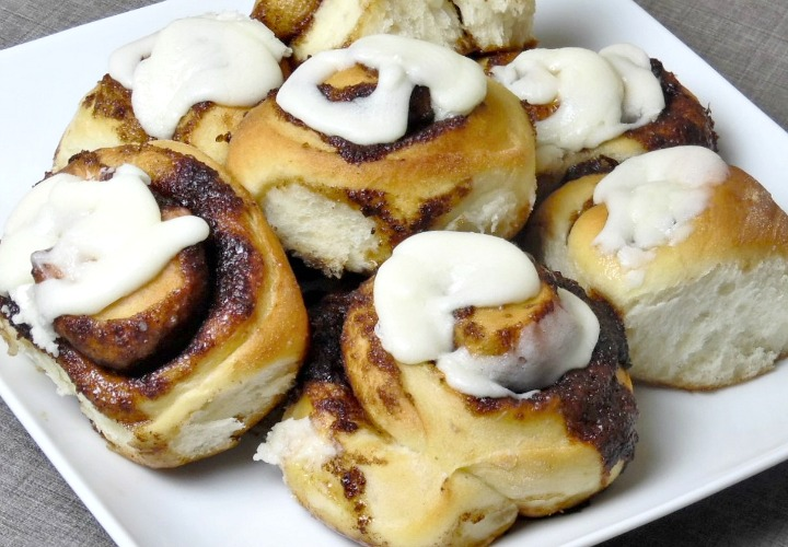 Cinnamon Rolls - Bread Machine Recipe 2