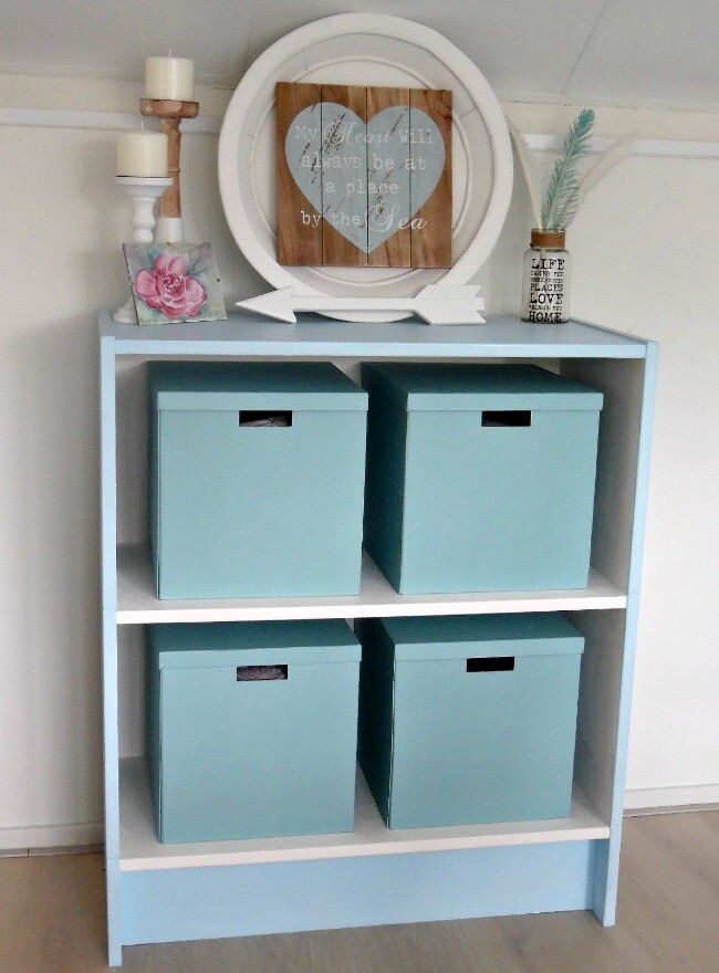 Evelong Chalkpaint Furniture Makeover