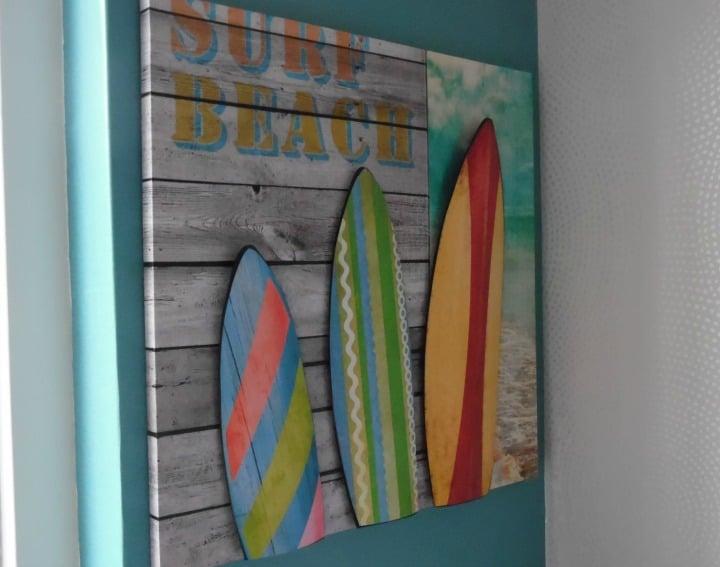 Small Bedroom - Beach Theme 3