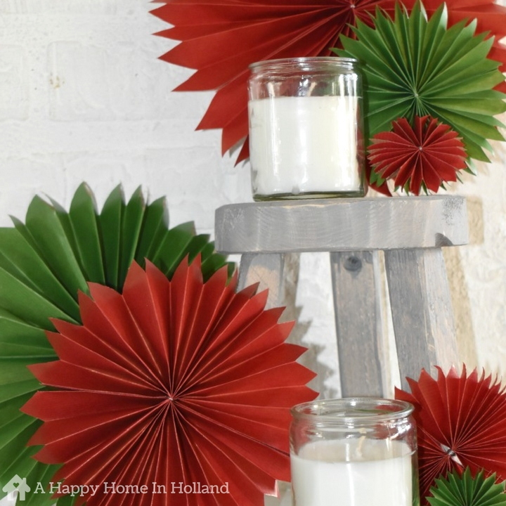 Diy paper rosettes how to make simple paper fans diy paper rosettes easy tutorial showing you how to make your own decorative coloured paper mightylinksfo
