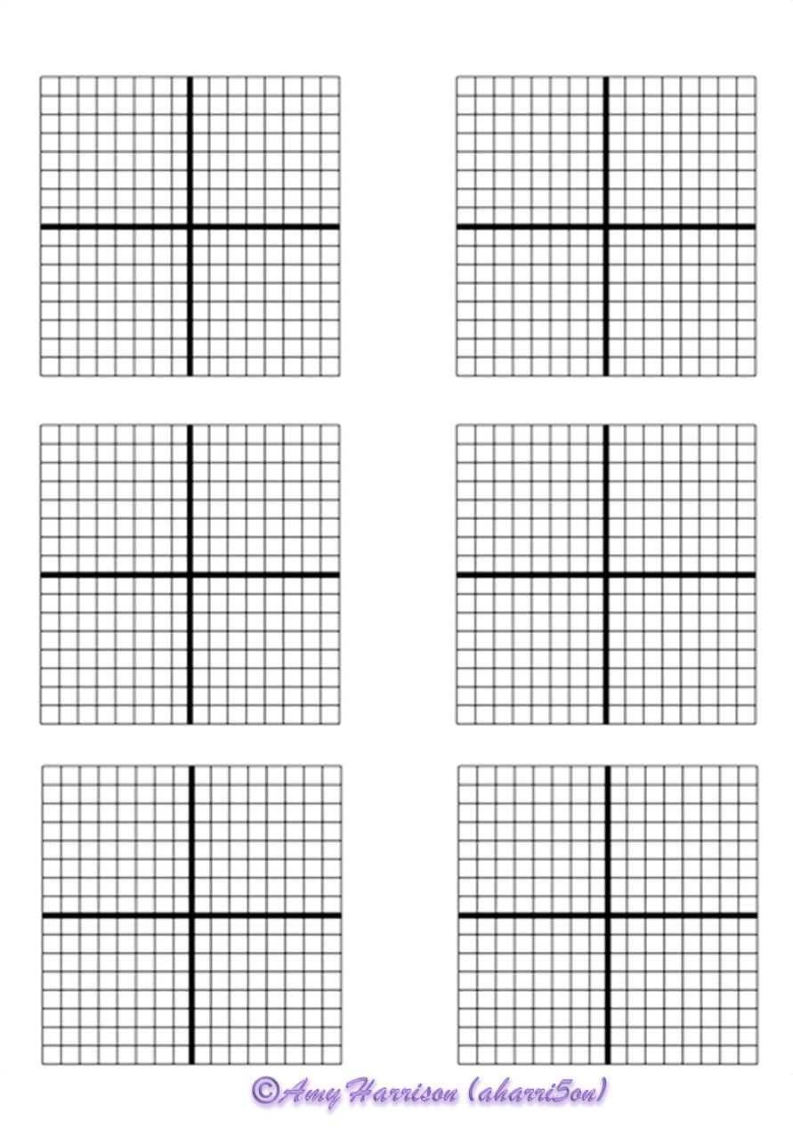 hight resolution of Blank Coordinate Planes – Reproducible   teaching math in a virtual reality
