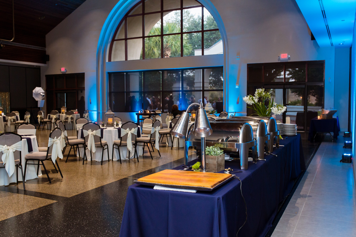 Winter Park Civic Center Wedding