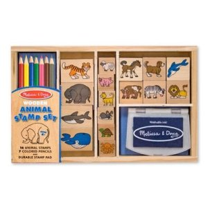 Wooden Stampers from Melissa & Doug