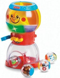 Fisher Price Roll-a-Rounds Swirlin Surprise Gumballs