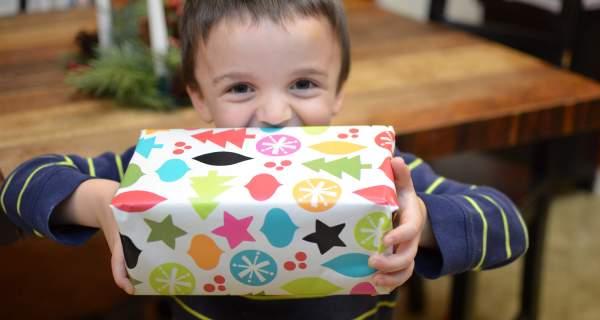 Gift giving among siblings