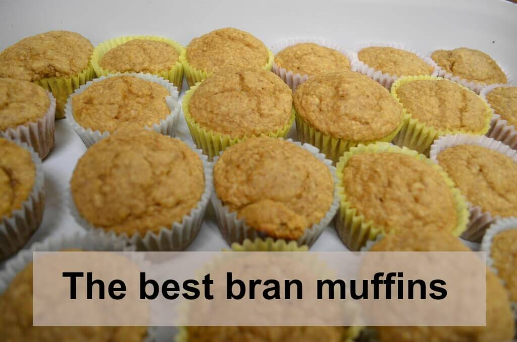 These muffins are my kids absolute favorite muffins. I love that the recipe makes 5 dozen muffins and I can keep the batter in the fridge and make them throughout the week.