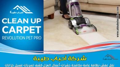 صورة شركة تنظيف سجاد بالدمام وغسيل سجّاد وموكيت بأسعار تبدء من 100 ريال