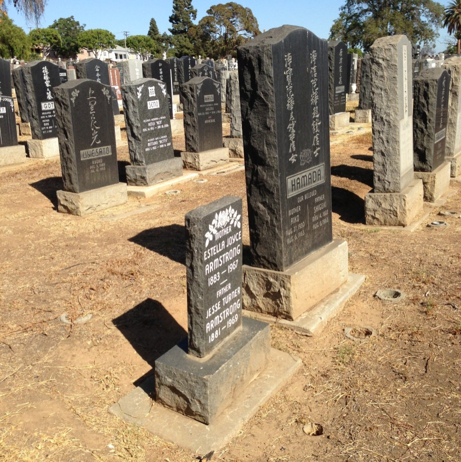 Evergreen Cemetery Of Boyle Heights Fades