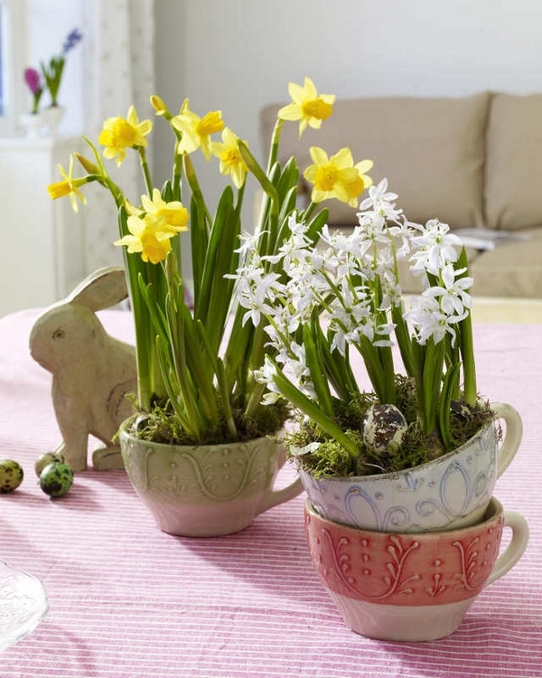 Simply Easter Centerpiece
