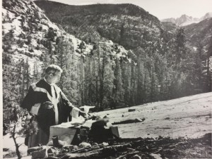 Mass in the Wilderness - High Sierra
