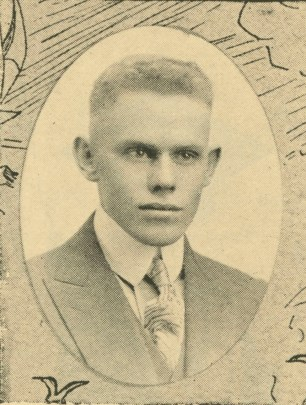 O'Bryan from 1923 yearbook