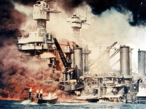 Pearl Harbor aftermath