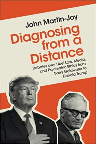 Cover of Dr. John Martin-Joy's book that will come out in April 2020 from Cambridge University Press.