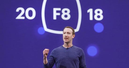 F8 2018, Facebook, Mark Zuckerberg