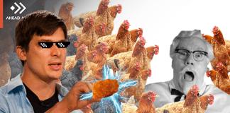 ไก่ที่ไม่ได้มาจากโรงฆ่าสัตว์