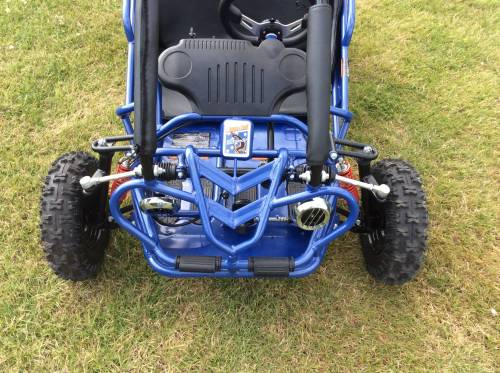 small resolution of kit form hammerhead torpedo kids off road buggy blue