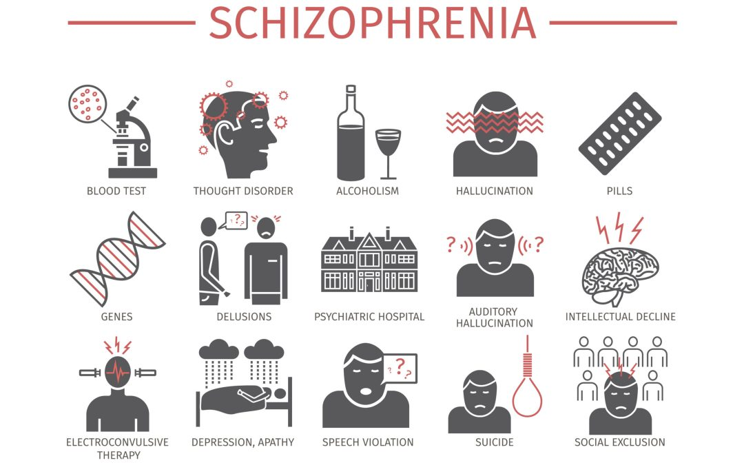How to treat Schizophrenia using 5 most common therapies?
