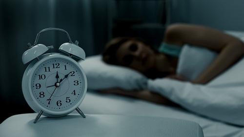 Improve your sleep habits to combat sleep terrors