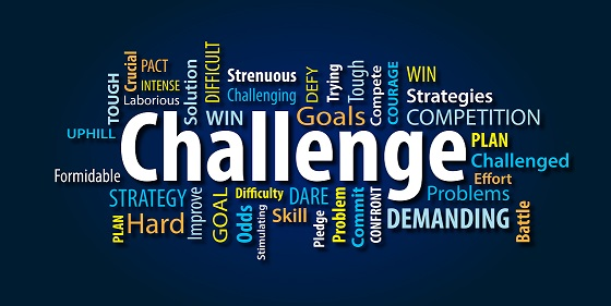 challenging task