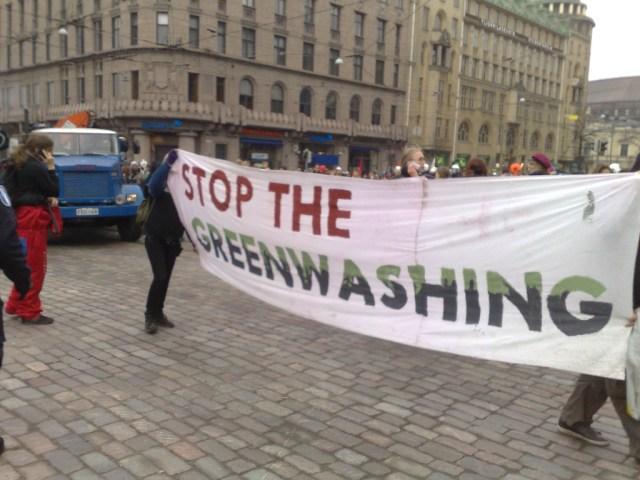 Companies that Greenwash