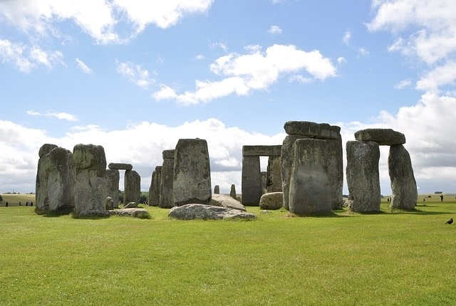 Stonehenge earth Chakra