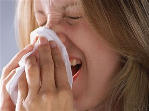 how to clear a stuffy nose