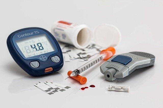severe diabetes