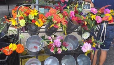 Fresh flowers :)