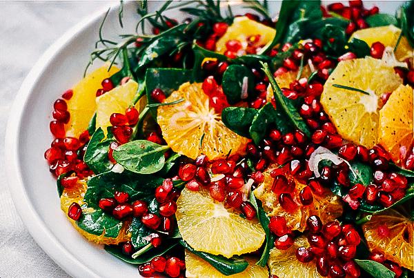 Perfect Healthy Holiday Salad