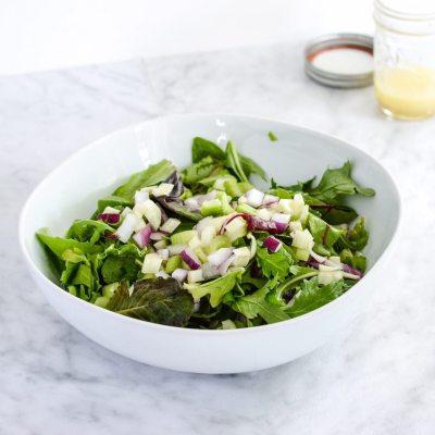 Chopped Italian Salad {paleo + gluten free}