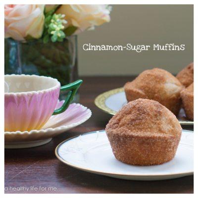 Cinnamon-Sugar Muffins