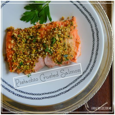 Pistachio Crusted Salmon copy