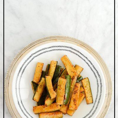 Baked Zucchini Fries