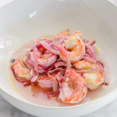 Shrimp Salad {paleo + whole30 + gluten free}
